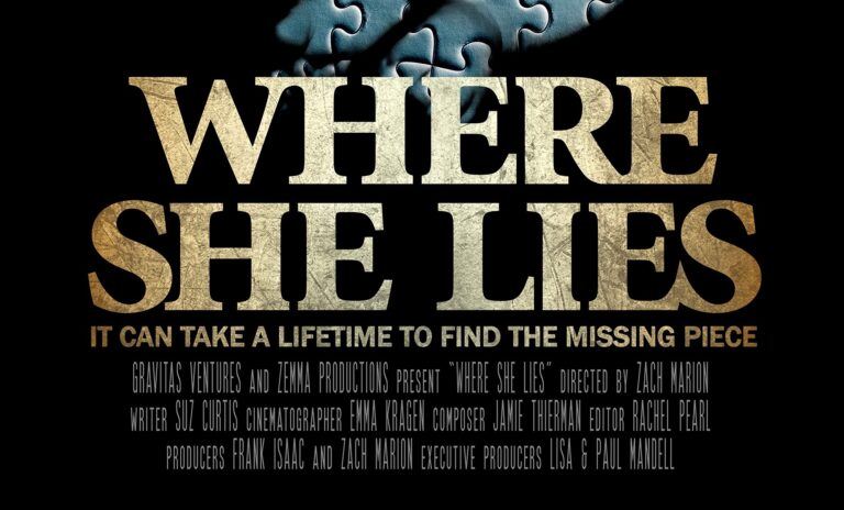 Where She Lies Movie Poster