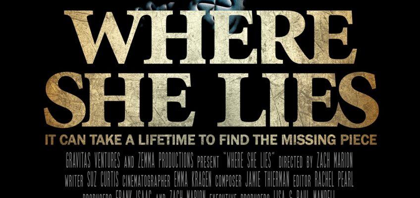 Where She Lies, Documentary Release – Nov. 10, 2020
