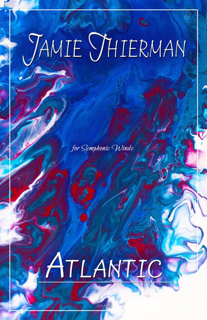 Atlantic Score, new wind ensemble music